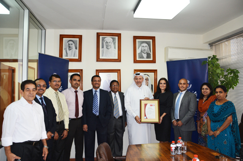 Kanoo Freight achieves ISO 9001:2008 Certification