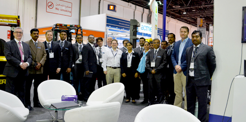 Materials Handling Middle East 2015