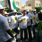 The Kanoo Group supports Clean Up Campaign in Abu Dhabi
