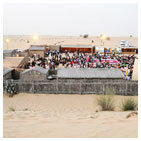 The Kanoo Group's Desert Safari Day Tour 2011