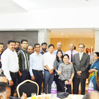 The Kanoo Group bids farewell to outgoing Chief Financial Officer P.S. Ganapathi