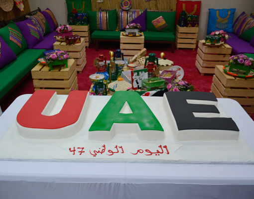 The Kanoo Group joins the celebrations of the 47th UAE National Day