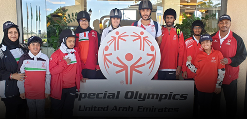 The Kanoo Group congratulates UAE and Equestrian Team headed by Mohamed Mubarak from Kanoo Machinery on their Special Olympics medal winning